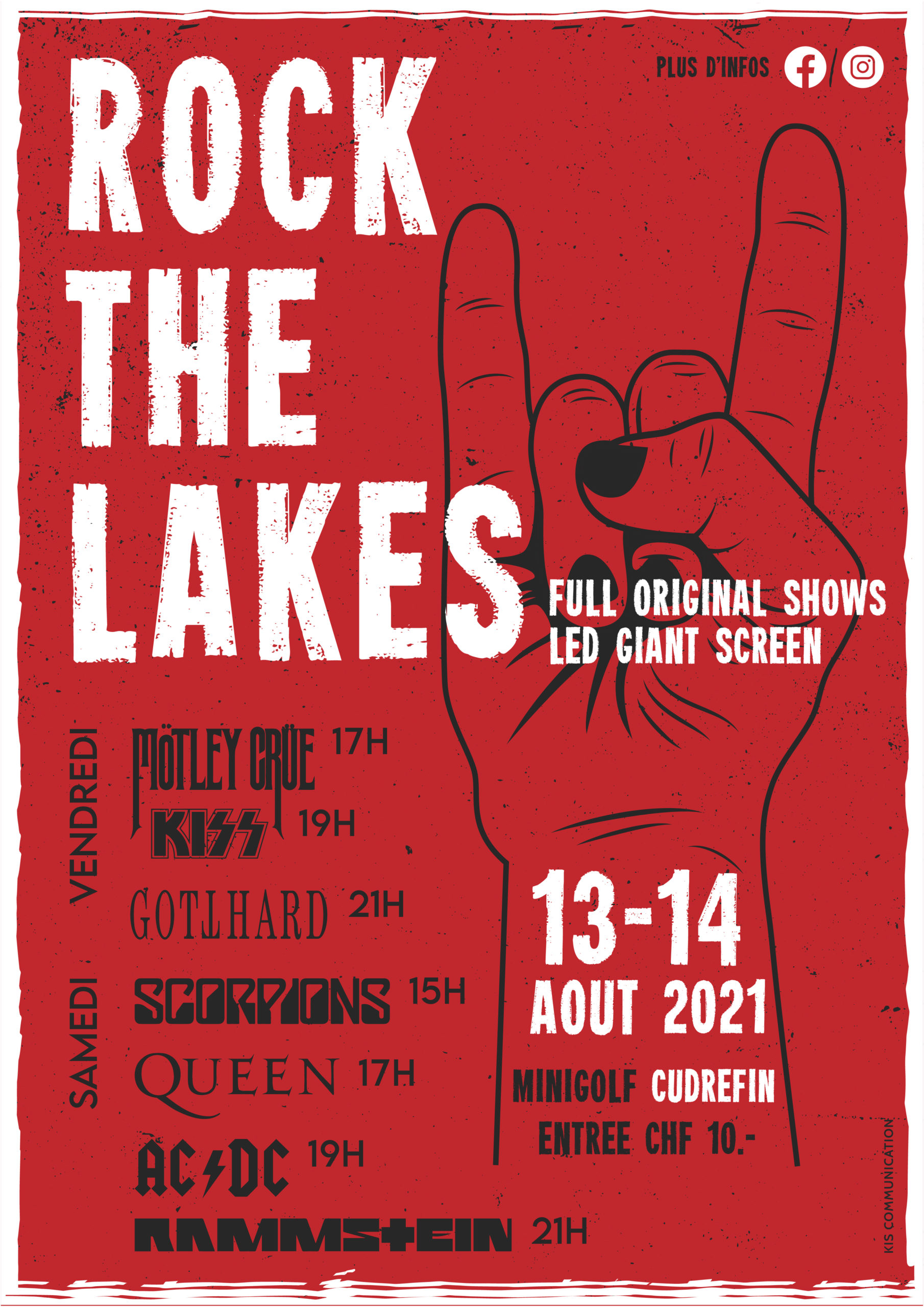 Rock The Lakes